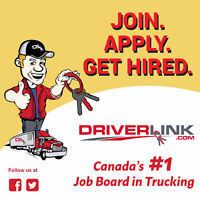Hiring Truck Drivers, Owner Operators and More