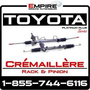 ►► Crémaillère || Rack and Pinion ► Toyota MR2 • Paseo • Supra