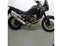 HONDA CRF1000L-DCT. STAFFORD MOTORCYCLES LIMITED
