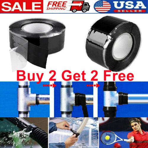Silicone Tape Self Fusing Plumber Electrition Pipe Repair Tape Hose Leak