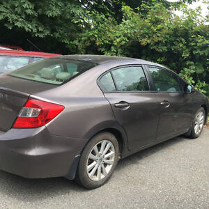 2012 Honda Civic EX Model