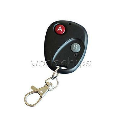 RF Gate Key Remote Control Garage Door Transmitter Wireless 315MHz/433MHz Garage Door Remote