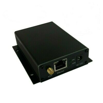 Ntp Network Time Server Gnss For Gps Beidou Glonass Galileo Qzss Hot Sales