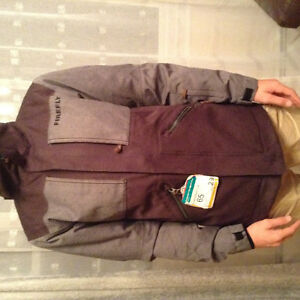 youth larg snow board jacket