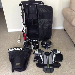 Ice Hockey Equipment For  Sale.