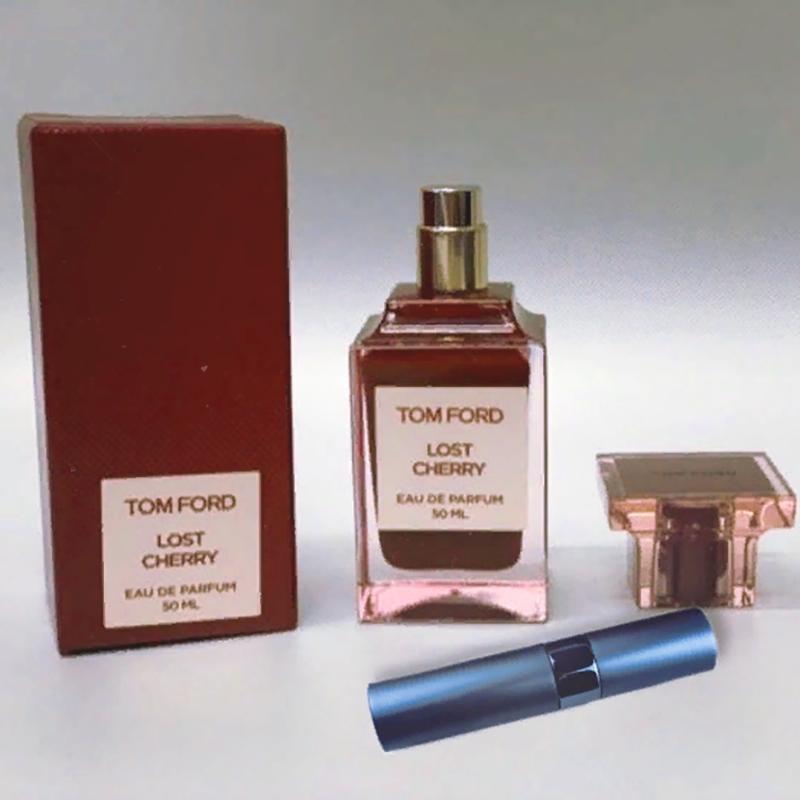 Tom Ford LOST CHERRY Eau De Parfum 100 ml 3.4 FL.OZ. New in Box atomizer 15ml