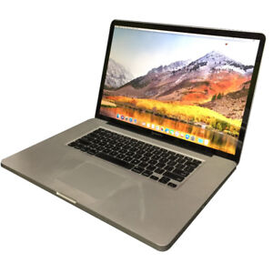 Apple MacBook Pro Intel i5, 17