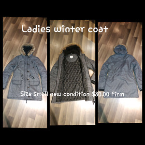 Ladies Kismet Winter Coat