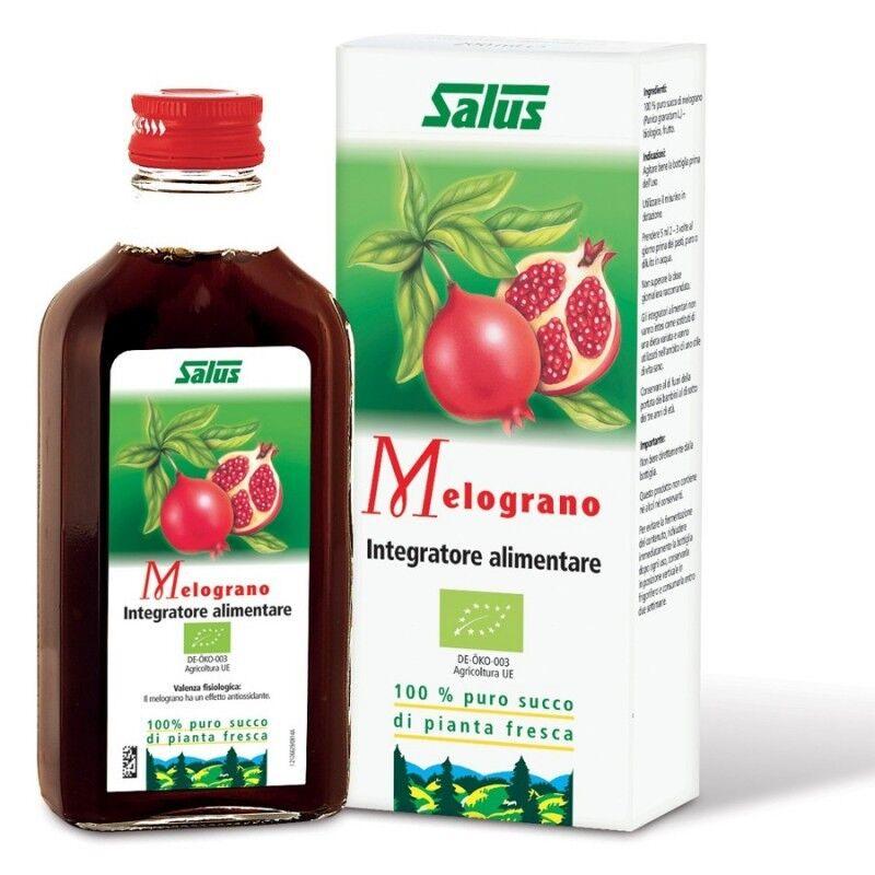 Salus - puro succo di melograno bio 200 mL - antiossidante grazie ai polifenoli