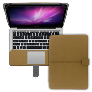 MacBook Air 13 Cover, Leather Book Cover Clip On Sleeve Case