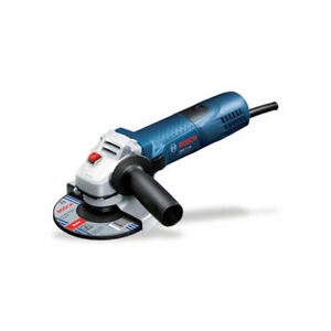 New Bosch GWS 7-115E 115mm Variable Speed Angle Grinder 230v 0601388201
