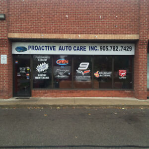 Automotive Service & Maintenance OPEN SUNDAY!