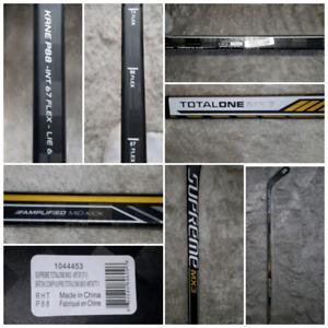Supreme mx3 hockey stick