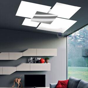 lampadario salotto : ... -soffitto-design-moderno-minimal-acciaio-cromato-lampadario-soggiorno
