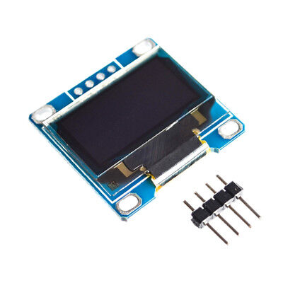 0.96 I2c Iic Serial 128x64 Yellowblue Oled Lcd Led Display Module For Arduino