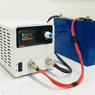 Lithium Battery Capacity Tester Meter Aging Detection Discharger Electronicload