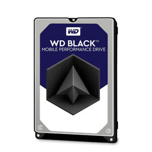 "2.5"" SATA Western Digital Black 750 GB Laptop Hard Disk"