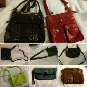 Purses (see pictures for close-ups)
