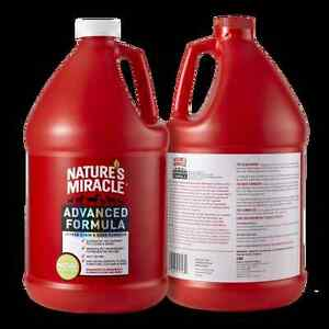 NATURE'S MIRACLE Advanced Formula Severe Pet Stain & Odor Remov