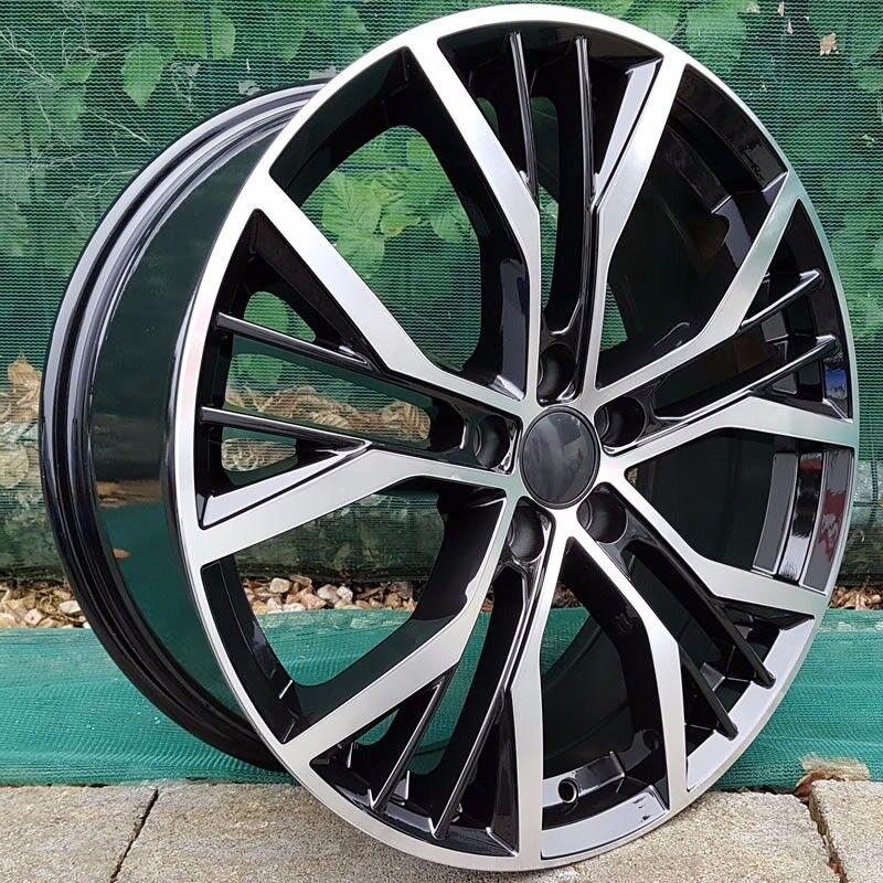 """19"""" San Diego Alloy Wheels for VW Golf mk5, mk6, mk7, Jetta, Caddy Etc"""