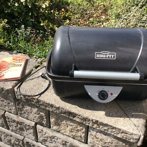 Rival Electric Crock Pot BBQ Pit