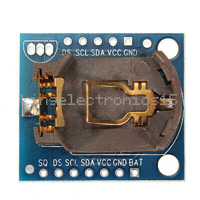 Arduino I2c Rtc Ds1307 At24c32 Real Time Clock Module For Avr Arm Pic Smd New