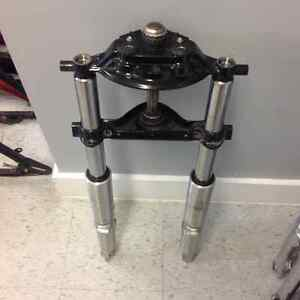 Harley Davidson Touring Front End (2009-2013), Shipping Avail.