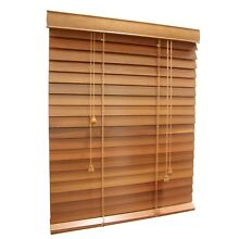 Timber Venetian Basswood Blind - Length 210cm x width 180cm Maroochydore Maroochydore Area Preview