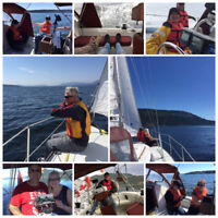 3 Day Sailing Get Away