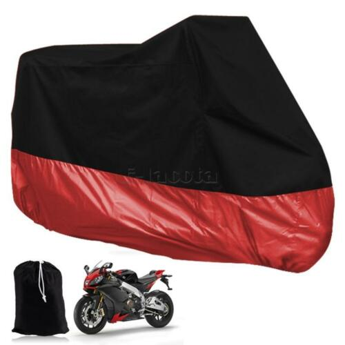 Motorcycle XXXL Outdoor Cover for Honda Shadow Goldwing GL 1000 1200 1500 1800