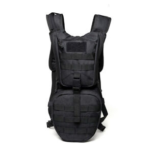 Premium Tactical 2.5L Hydration Backpack - Brand New in Package