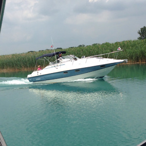 REDUCED / REDUCED  1990 SUNRAY  2800 INFINITY