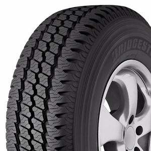 NEW 4 x LT 225/75R16 Bridgestone Duravis M700 HD tires