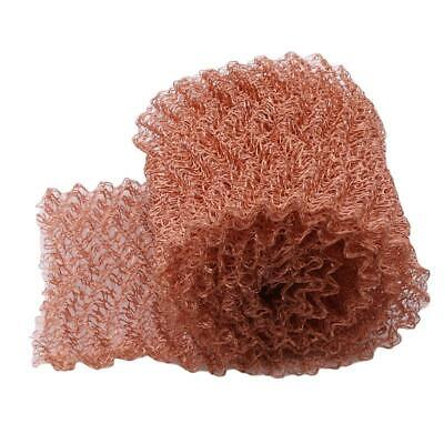 New Copper Mesh Pure Copper Mesh Distillation Copper Wire Roll O3