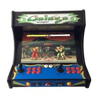 New Bartop Arcade Cabinet with 520 in 1 JAMMA PCB & 90 Day Wty