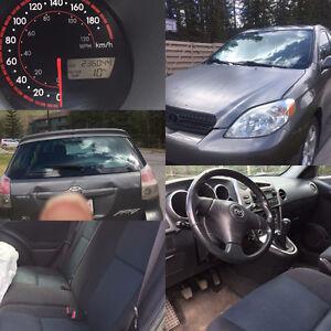 2005 Toyota Matrix XR Hatchback