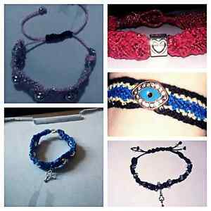 Handmade Bracelets - BUY ONE TODAY TO DONATE TO LOCAL CHILDRENS