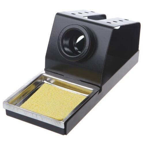 Metal Soldering Iron Stand with Sponge For HAKKO 936 Solderi