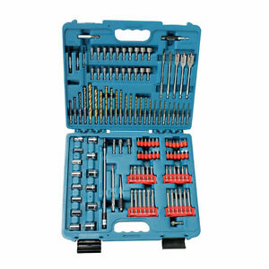 Makita 124-Piece Impact Driver Accessory Kit