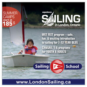 Summer Camp - Sailing ⛵⚓ – BOOK NOW
