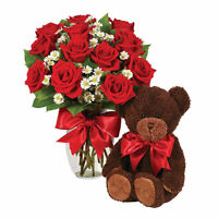 Valentine's Day Flowers Red Rose Special $49.99 Downtown Toronto
