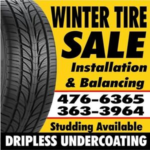New tire sales And Installation