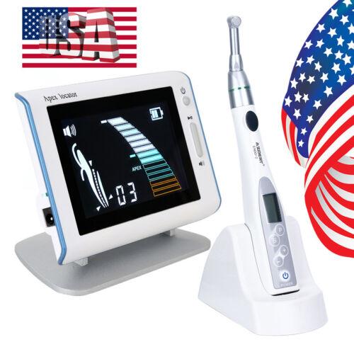 Dental Endodontic Root Apex Locator DPEX III + 16:1 Mini Endo Motor Handpiece