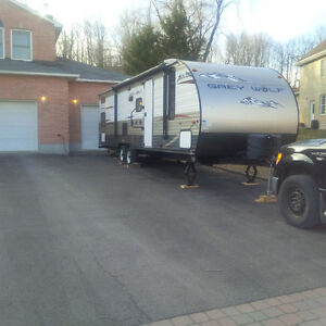 2014 Forest River Grey Wolf 29BH
