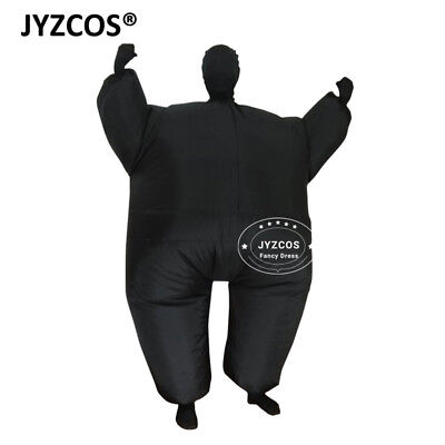 Full Body Suit Inflatable Blow Up Costume Adult Cosplay Dress Carnival - Blow Up Costume