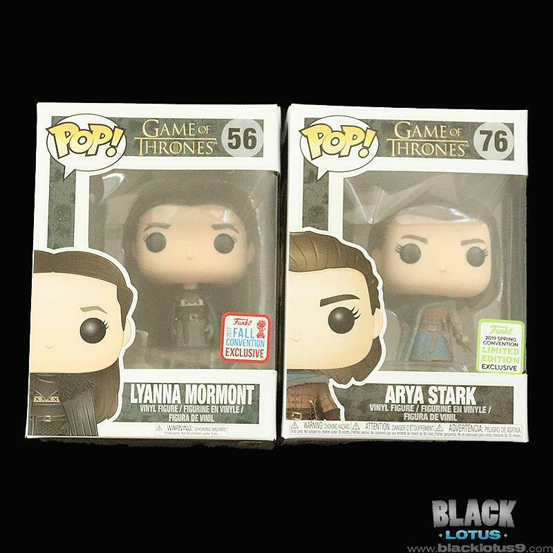 NYCC Protector Lyanna Mormont #56 Funko POP Game of Thrones