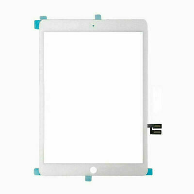 """White Screen Digitizer Glass For iPad 7 7th 8 Gen 2019 10.2"""" A2197 A2270 A2200"""