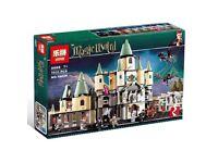 Brand New Lepin (Lego Alternative) Harry Potter Hogwarts Plus Mini Figures - Free UK Delivery