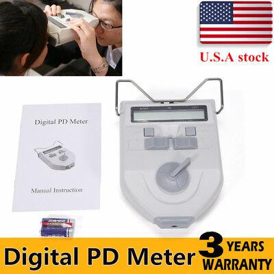 Digital Pupilometer Optical Pd Meter Led Distance Adjust Ce Approve Ophthalmic