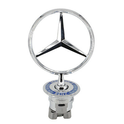 Mercedes Benz Hood Ornament for 300E C280 C230 CLK320 E320 E420 E500 S430 S600 - Mercedes Benz Hood